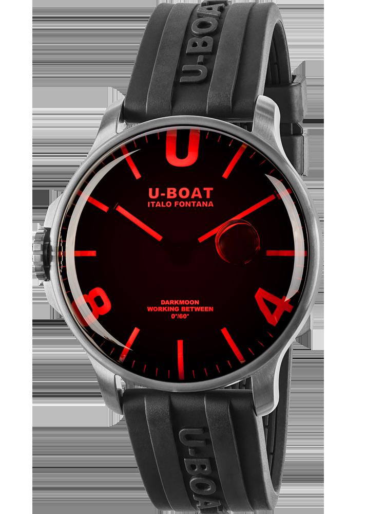 ユーボート DARKMOON 44 RED SS