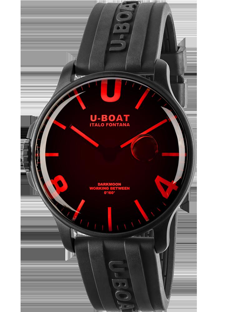 ユーボート DARKMOON 44 RED IPB