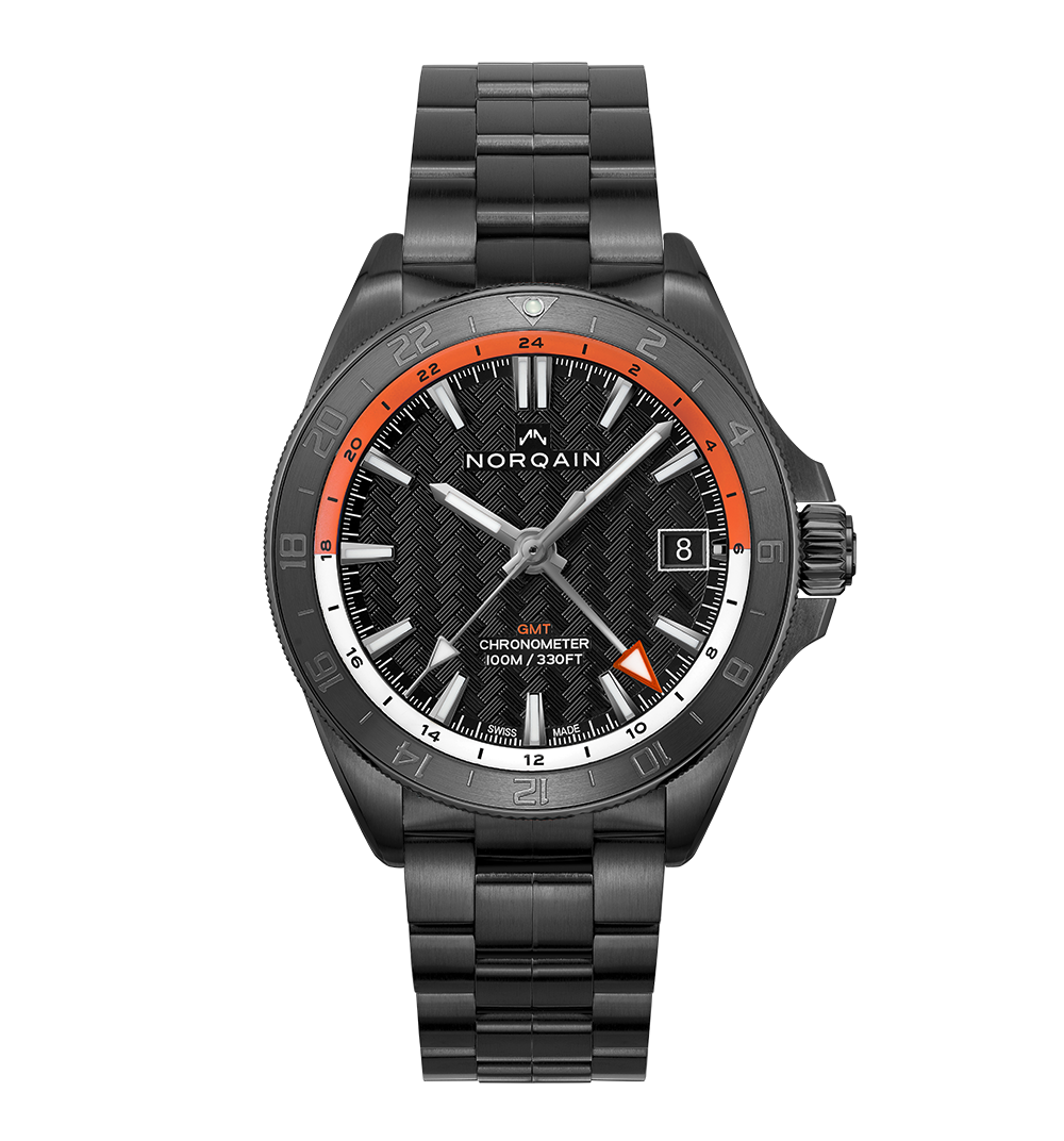 ノルケイン アドヴェンチャー ネベレスト GMT(41mm)