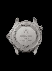 オメガ ダイバー300M 007エディション