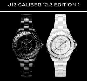 CHANEL  J12  CALIBER 12.2 EDITION 1